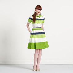 Kate Spade dress.  LOVE.