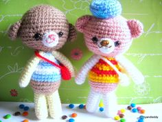 Hello September everyone! This two cute little dog and bear friends, they always together go to school and play. They are best friend. And you will even love them more because they are both easy to…