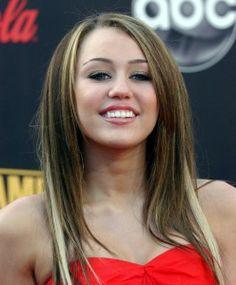 "Miley Cyrus's #1 hit ""7 Things"""