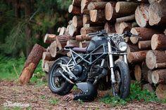 Ducati Monster by Lemon Custom Motorcycles