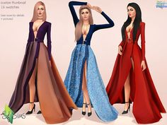 *** MESH NEEDED - see Creator's Notes for details *** Found in TSR Category 'Sims 4 Female Formal'