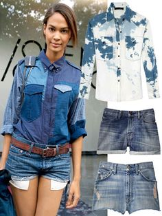 Denim Trends Spring 2012: Best Short Stories