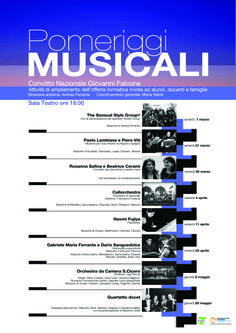 Rassegna Concertistica Convitto Nazionale - Palermo, Italy