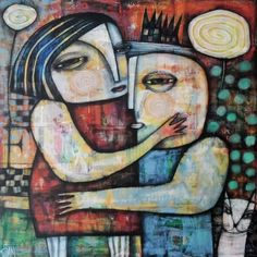 Dan casado коты: 1 тыс изображений найдено в Яндекс.Картинках Hugs, Pop Art, Images D'art, Art Visage, Art Deco Paintings, Abstract Face Art, Funky Art, Art Moderne, Outsider Art