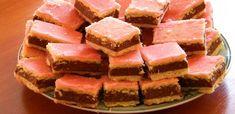 Ne bújd tovább a szakácskönyveket! Megtaláltad a tökéletes vendégvárót! Hungarian Desserts, Hungarian Recipes, Hungarian Food, Cake Bars, No Bake Desserts, Truffles, Nutella, Watermelon, Sweet Tooth