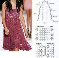 Fabulous Crochet a Little Black Crochet Dress Ideas. Georgeous Crochet a Little Black Crochet Dress Ideas. Crochet Bodycon Dresses, Crochet Skirts, Crochet Tunic, Crochet Clothes, Crochet Lace, Knit Dress, Prom Dress Shopping, Online Dress Shopping, Mode Crochet