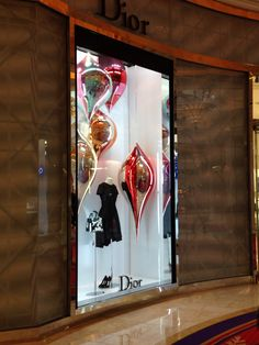 Make a bold statement with your shop front. ~ www.icityretail.com