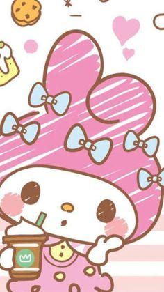 Hello kitty and my melody wallpaper kitty white hello kitty my melody Sanrio Wallpaper, My Melody Wallpaper, Kawaii Wallpaper, Cute Wallpaper Backgrounds, Cute Wallpapers, Hello Kitty Backgrounds, Hello Kitty Wallpaper, Sanrio Characters, Cute Characters