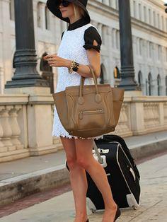 Celine bag. Love.