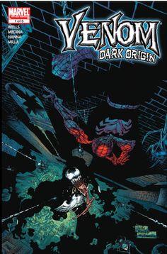 Venom Dark Origin Vol 1 1