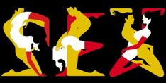 An erotic alphabet based on the Kama Sutra (NSFW) | Dangerous Minds