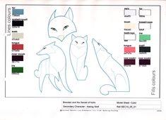 Concept art: aisling wolf by WhiteFangKakashi300.deviantart.com on @DeviantArt
