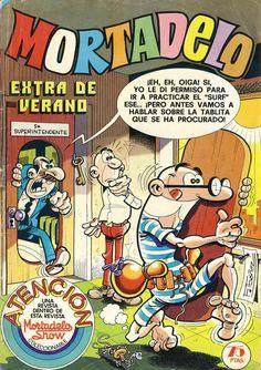 Mortadelo Época 1ª Extra Verano 1979