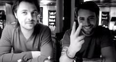 Axwell and Sebastian Ingrosso
