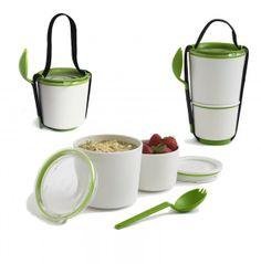 La forma más cómoda de llevar cremas y sopas a la oficina. #VisteMiTaper #tupper #food http://www.vistemicocina.com/categorias/take-away