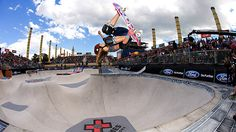 """smith blurs skateboarding gender lines"": alana smith will compete at the x games in street skateboarding, but she'll be competing against the guys."