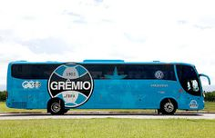 papiromodels: FOTO DO ÔNIBUS DO GREMIO