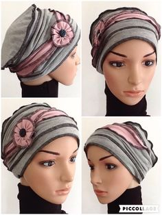 e7506d9f739 Jersey Hat Headwear Turban and scarf for hair loss