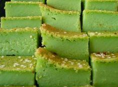 Resepi Ala Chef : Resepi kuih Pandan