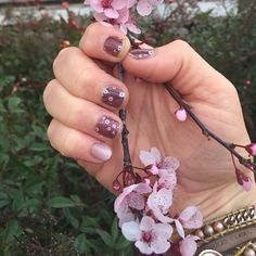 Gorgeous spring Jamberry nails!