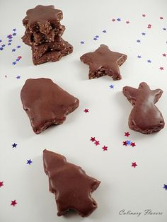 Chocolate Kourabiedes