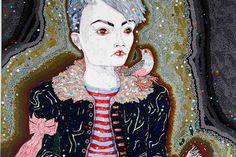 Del Kathryn Barton: ecstasy and metamorphosis