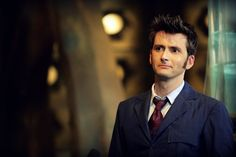 David Tennant. I mean seriously. Could his hair be anymore perfect? :)