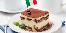 Pravé talianske tiramisu z mascarpone Italian Desserts, Fun Desserts, Italian Recipes, Delicious Desserts, Dessert Recipes, The Cheesecake Factory, Original Cheesecake Recipe, Flavoured Green Tea, Italian Ice Cream