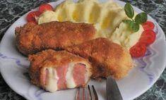 SALÁMOVO-SÝROVÝ ŠPÍZ S BRAMBOROVOU KAŠÍ - Báječné recepty.......... http://www.bajecnerecepty.sk/salamovo-syrovy-spiz-s-bramborovou-kasi/