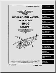 KAMAN SH-2G Helicopter Flight Manual  NAVAIR 01-260HCG-1 , 1995