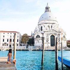 Venice, Italy...  #Venice - #Italy  Photo Credit: @chloe_bh