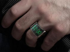 Smarty Ring, IndieGoGo, smartphones, eco-friendly rings, sustainable rings, wearable technology, eco-fashion, sustainable fashion, green fas...