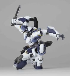 ID: 2642 UPC/EAN: 4537807010155 Neo Revoltech Yamaguchi comes with accessories window box packaging based on the series Full Metal Panic! Real Robots, Heavy Machinery, Super Robot, Action Poses, Gundam Model, Pacific Rim, Mobile Suit, Plastic Models, Character Concept