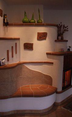 Kachelofen Galerie | Erdwerk Keramik - Ton in seiner natürlichsten Form