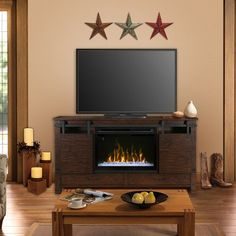 34 Best Tv Stand With Fireplace Images On Pinterest Fire