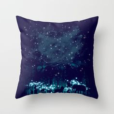 Buy Cosmic Safari by Dan elijah g. fajardo as a high quality Throw Pillow. Worldwide shipping available at Society6.com. Just one of millions of products…