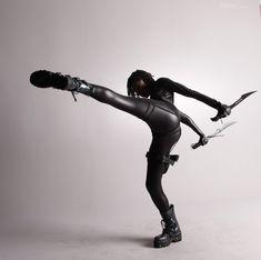 Get Yer Kicks -J-1 by mjranum-stock.deviantart.com on @DeviantArt