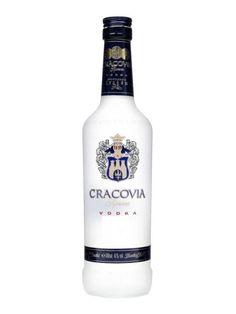 Cracovia Vodka from Poland http://pinterest.com/treypeezy http://twitter.com/TreyPeezy http://instagram.com/treypeezydot http://OceanviewBLVD.com