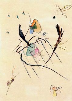 The Athenaeum - Untitled (Wassily Kandinsky - )