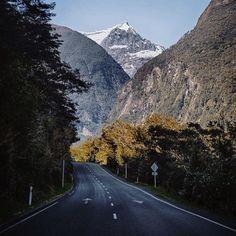 New Zealand #nikon #travel #newzealand #nature #beautiful #fun #pretty #peace  (at New Zealand)