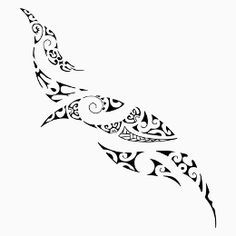 TATTOO TRIBES: Tattoo of Paikea, Humpback whale tattoo,humpbackwhale seashell gecko sun tattoo - royaty-free tribal tattoos with meaning Tribal Wave Tattoos, Tribal Tattoos With Meaning, Hawaiian Tribal Tattoos, Whale Tattoos, Sun Tattoos, Body Art Tattoos, Sleeve Tattoos, Tatoos, Polynesian Tattoos Women