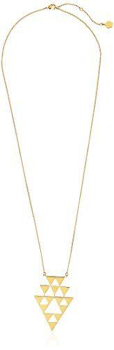 "Trina Turk ""Urban Nomad"" Gold-Plated Triangle Cutout Pendant Necklace Trina Turk http://www.amazon.com/dp/B00M0P7IVM/ref=cm_sw_r_pi_dp_Q.27ub14PW5QW"