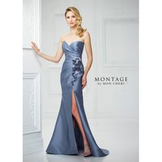 Montage by Mon Cheri Mother of the Bride Dress 217939