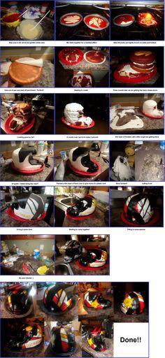 motocross cake from start to finish Motorcross Cake, Motocross, Dirt Bike Cakes, Dirt Bike Party, Halo Cake, Fathers Day Cake, Novelty Cakes, Diy Cake, Cake Tutorial