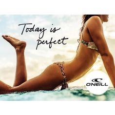 O'Neill Abstract Floral bikini