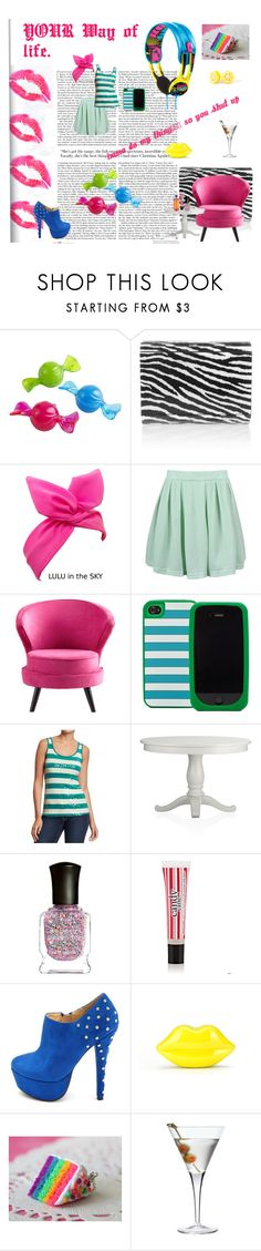 """YOUR way of life."" by langstonhills ❤ liked on Polyvore featuring Skullcandy, Pier 1 Imports, Jimmy Choo, Cyan Design, Kate Spade, Old Navy, Crate and Barrel, Deborah Lippmann, philosophy and Prada"