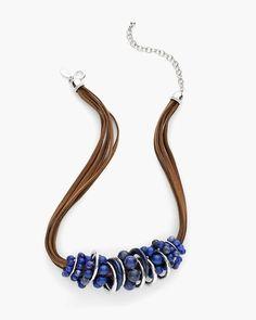 Mikayla Short Multi-Strand Necklace