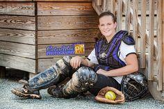 Senior Portrait Ideas / Senior Photography / High School Senior Photography / Senior Picture Ideas / 2014 Senior Pictures / Senior Year / Senior Pics / Softball Pitcher Picture
