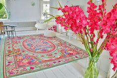 Vintage look replica rug  Vintagelook vloerkleed