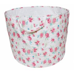 Rosie Round Storage Bag £28 < much larger than it looks.  from www.babyface.uk.com